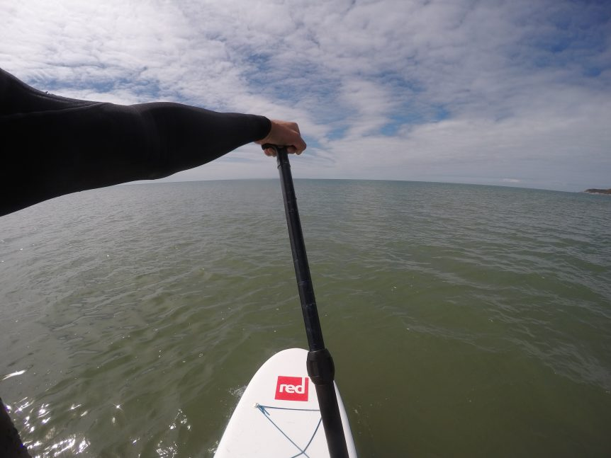 Stand Up Paddle Boarding in Woolacombe, sales and hire at Woolacombe Surf Centre