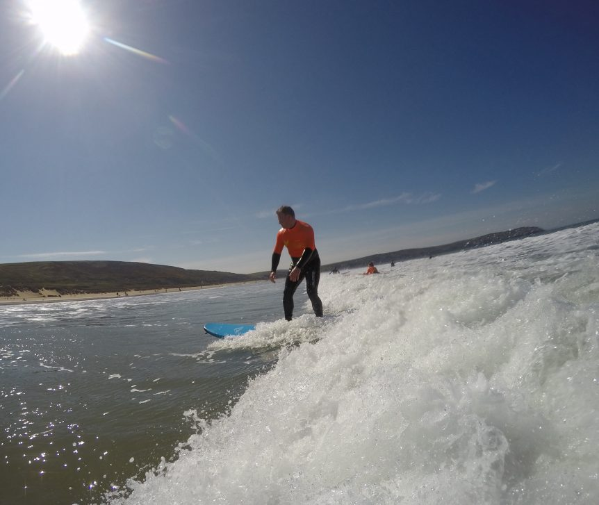 Learn to surf, Woolacombe, North Devon, not Croyde, Saunton or Putsborough. Woolacombe Surf Centre