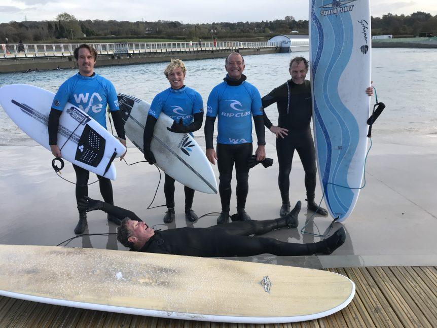 Woolacombe Surf Centre Surf Coach Team Surf, Surf School